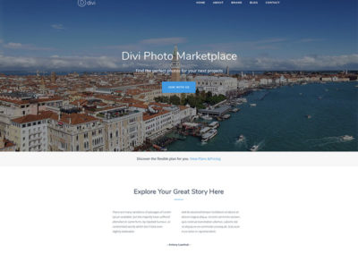 Photo Marketplace